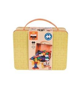 Plus-Plus Plus-Plus BIG: Metal Suitcase Basic 70 pcs