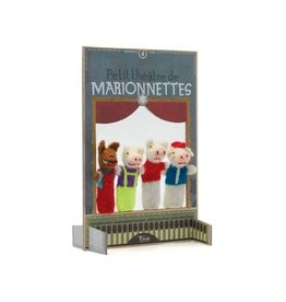 Iondji Finger Puppets - Three Little Pigs