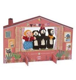 Finger Puppets - Goldilocks