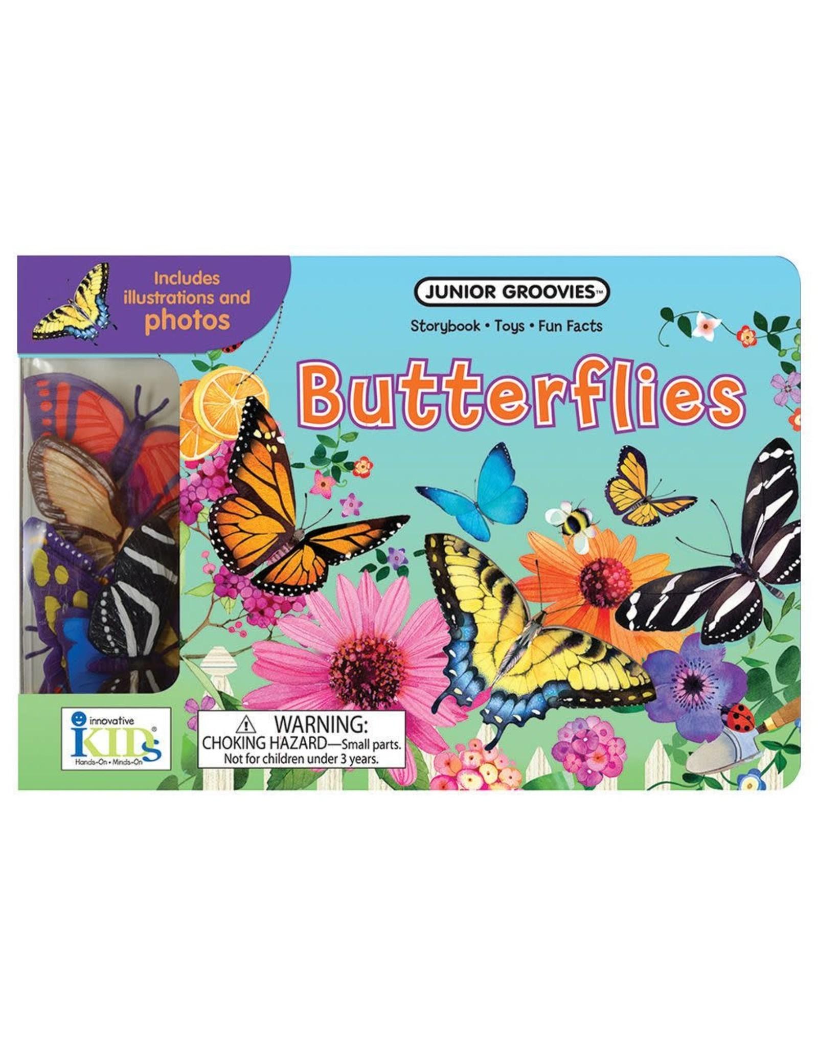 iKids Junior Groovies - Butterflies