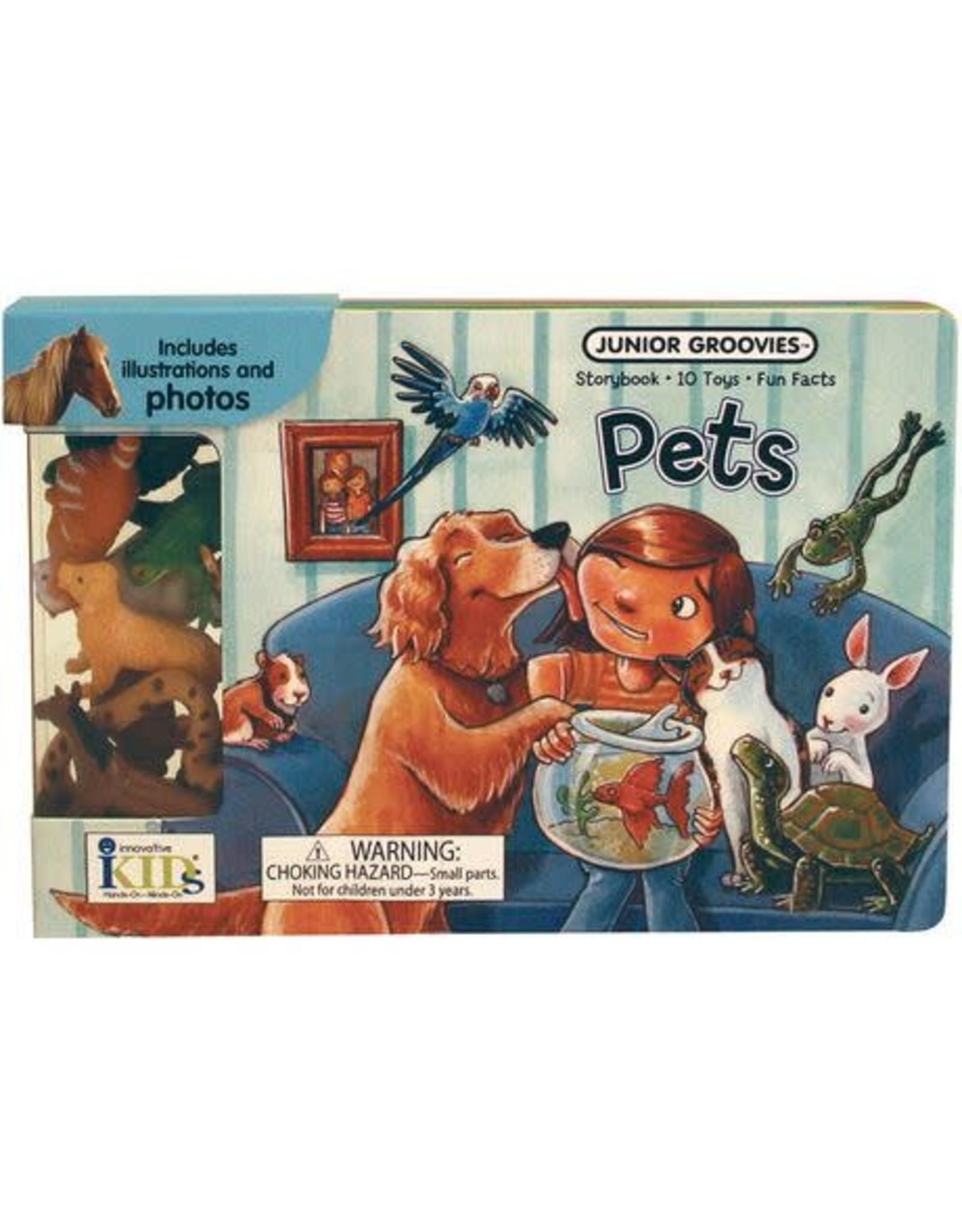 iKids Junior Groovies - Pets