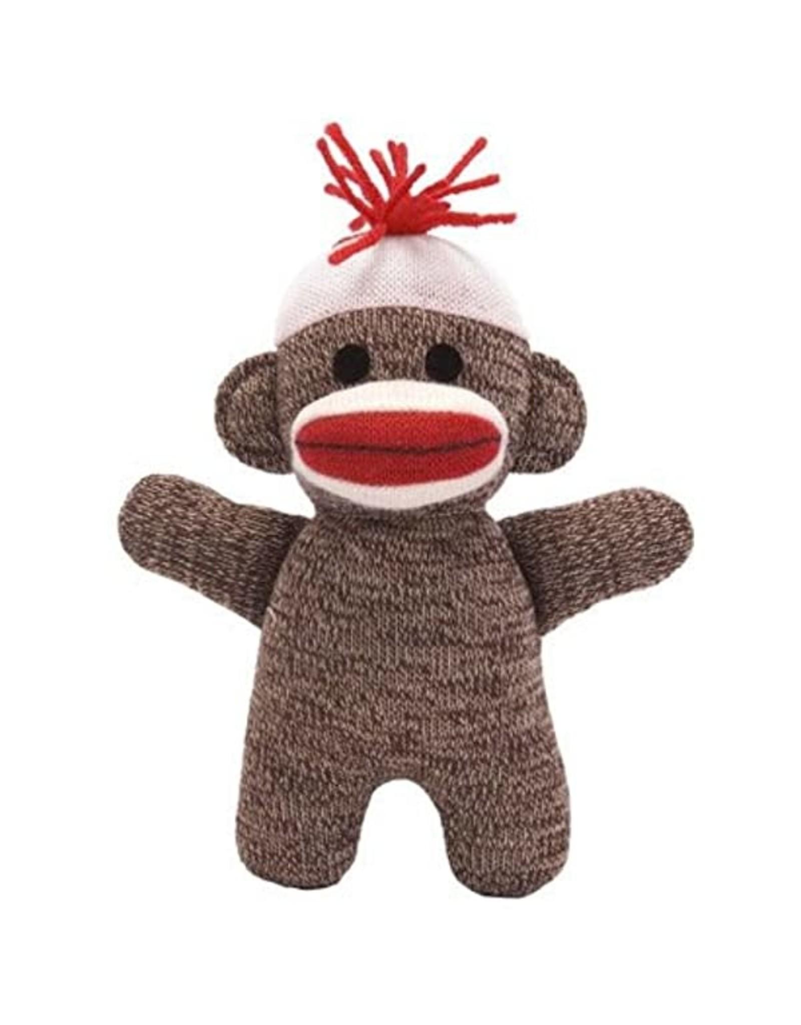 Schylling Sock Monkey Baby