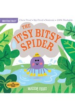 Indestructibles Book: The Itsy Bitsy Spider