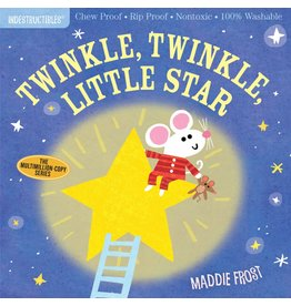 Indestructibles Book: Twinkle, Twinkle, Little Star