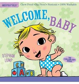 Indestructibles Book: Welcome, Baby