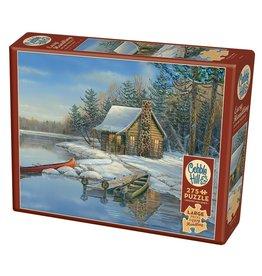 Cobble Hill Winter Cabin 275pc