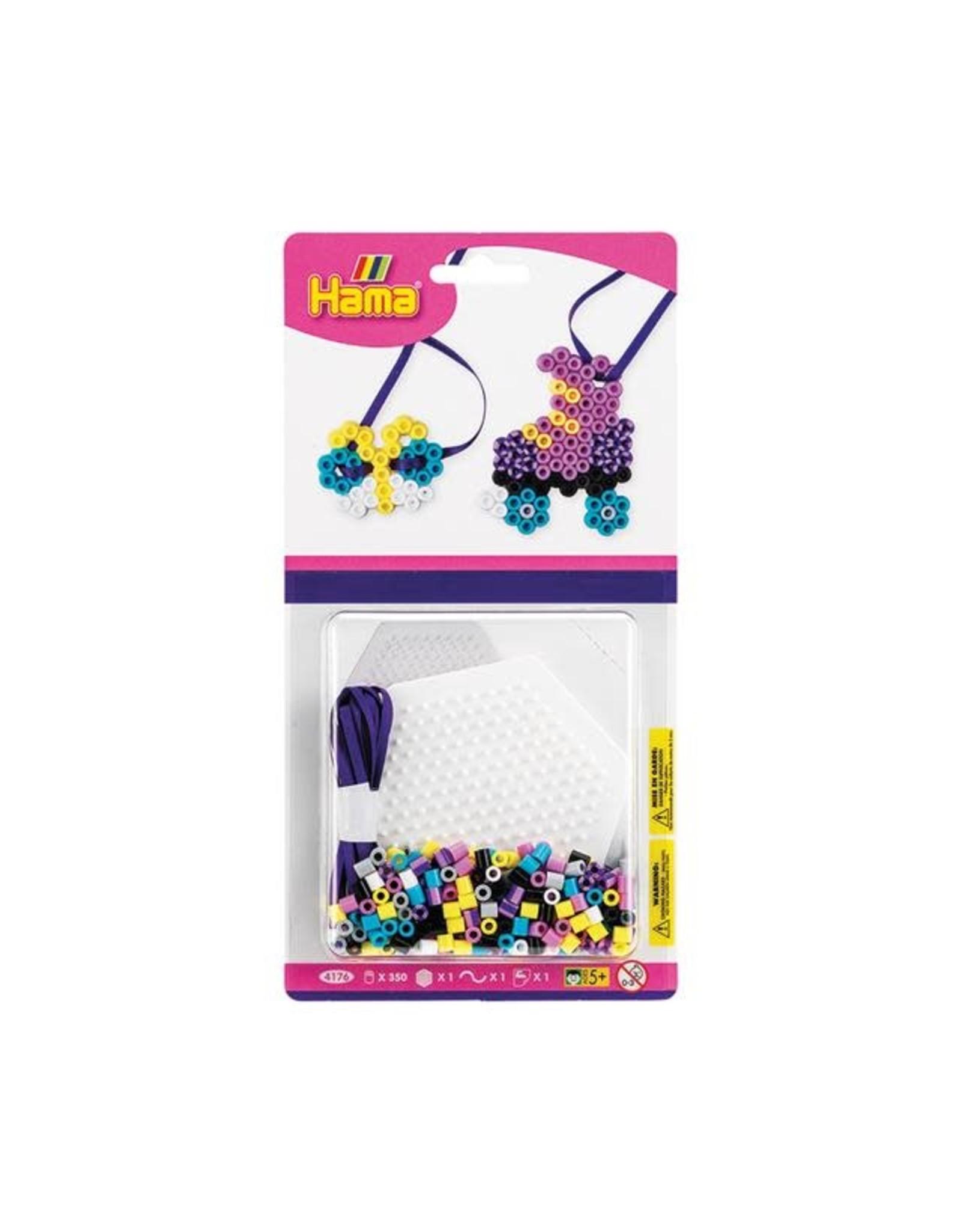 Hama Hama Small Bead Kit - Pink