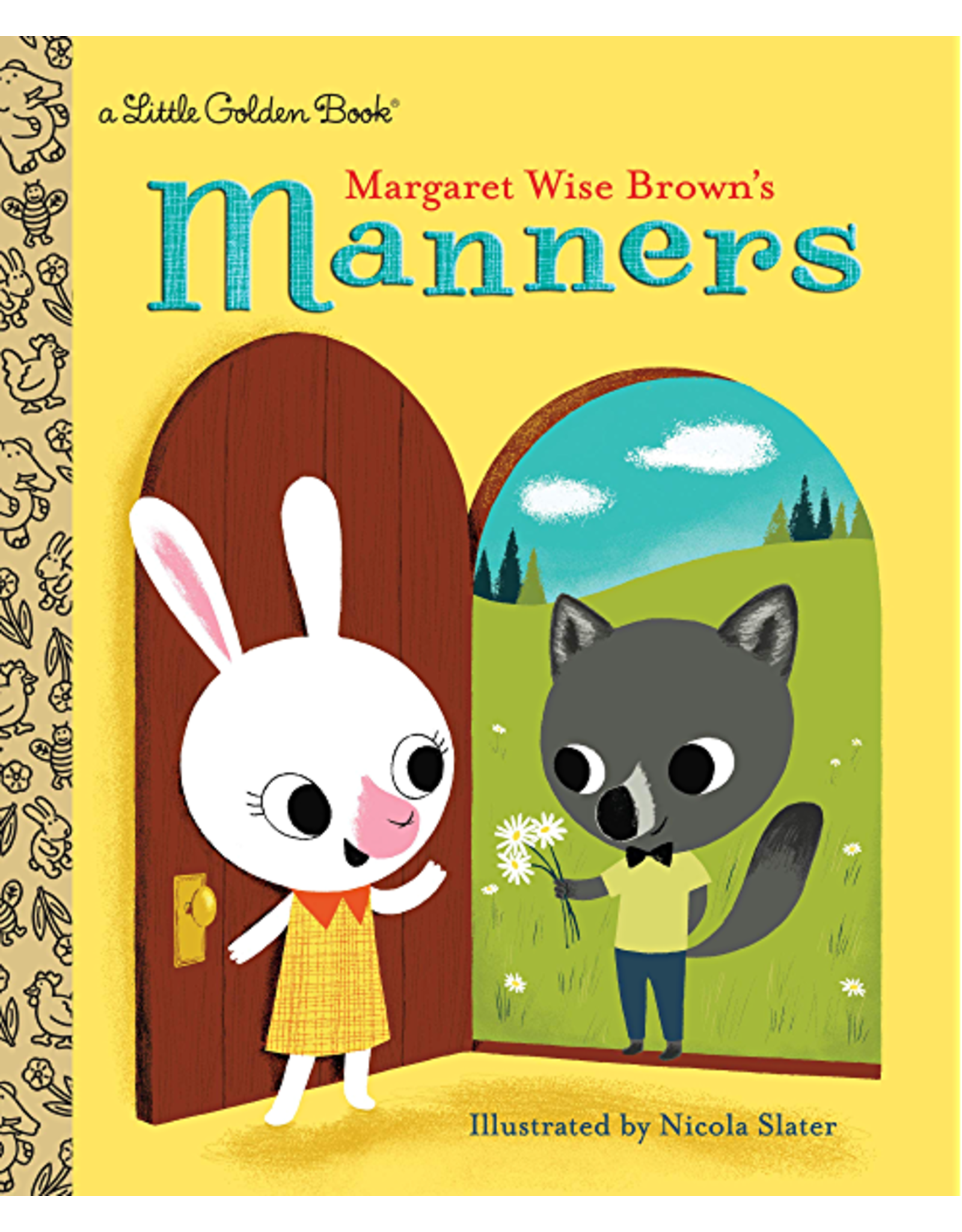 Little Golden Books Margaret Wise Brown's Manners LGB