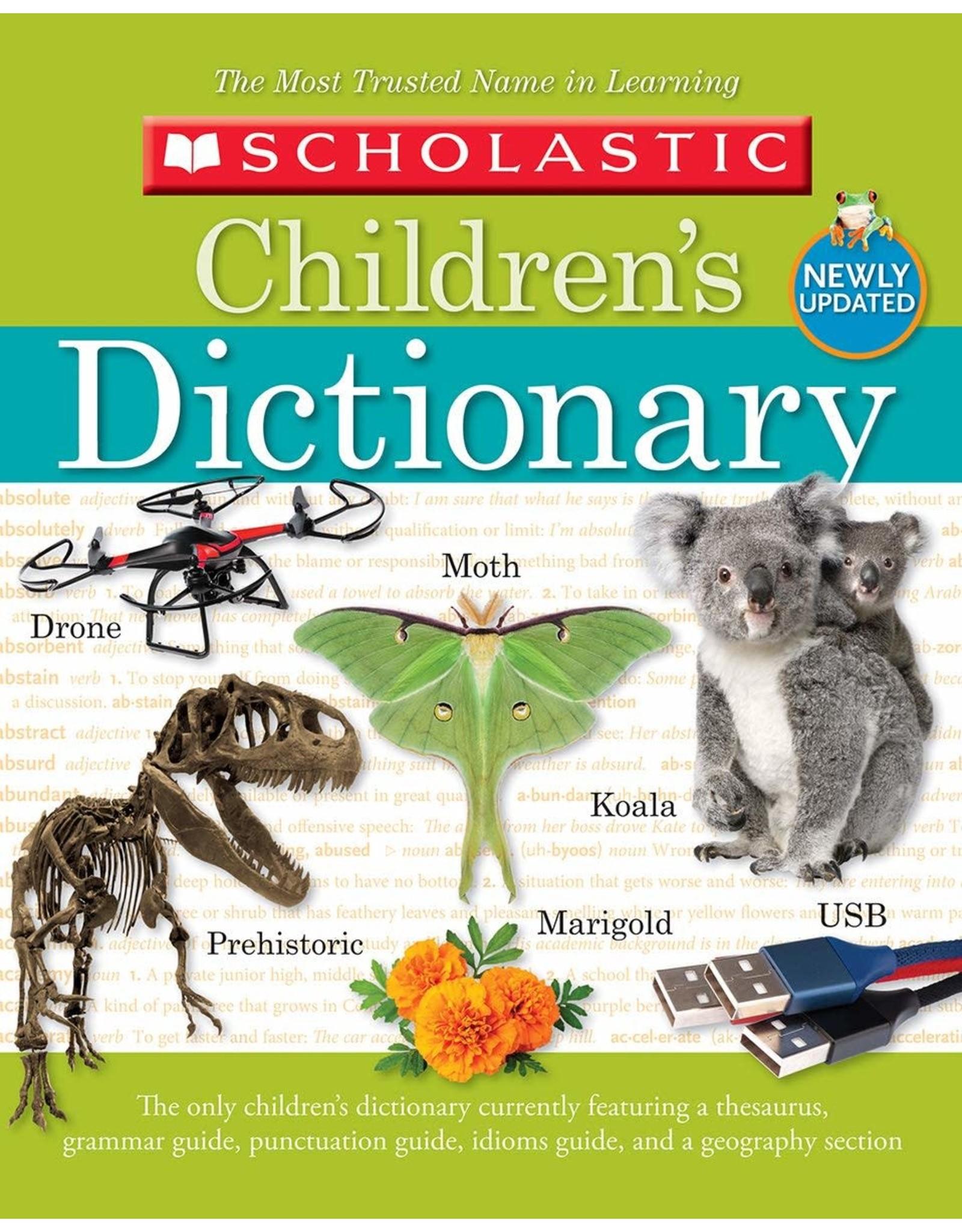 Scholastic Scholastic Children's Dictionary