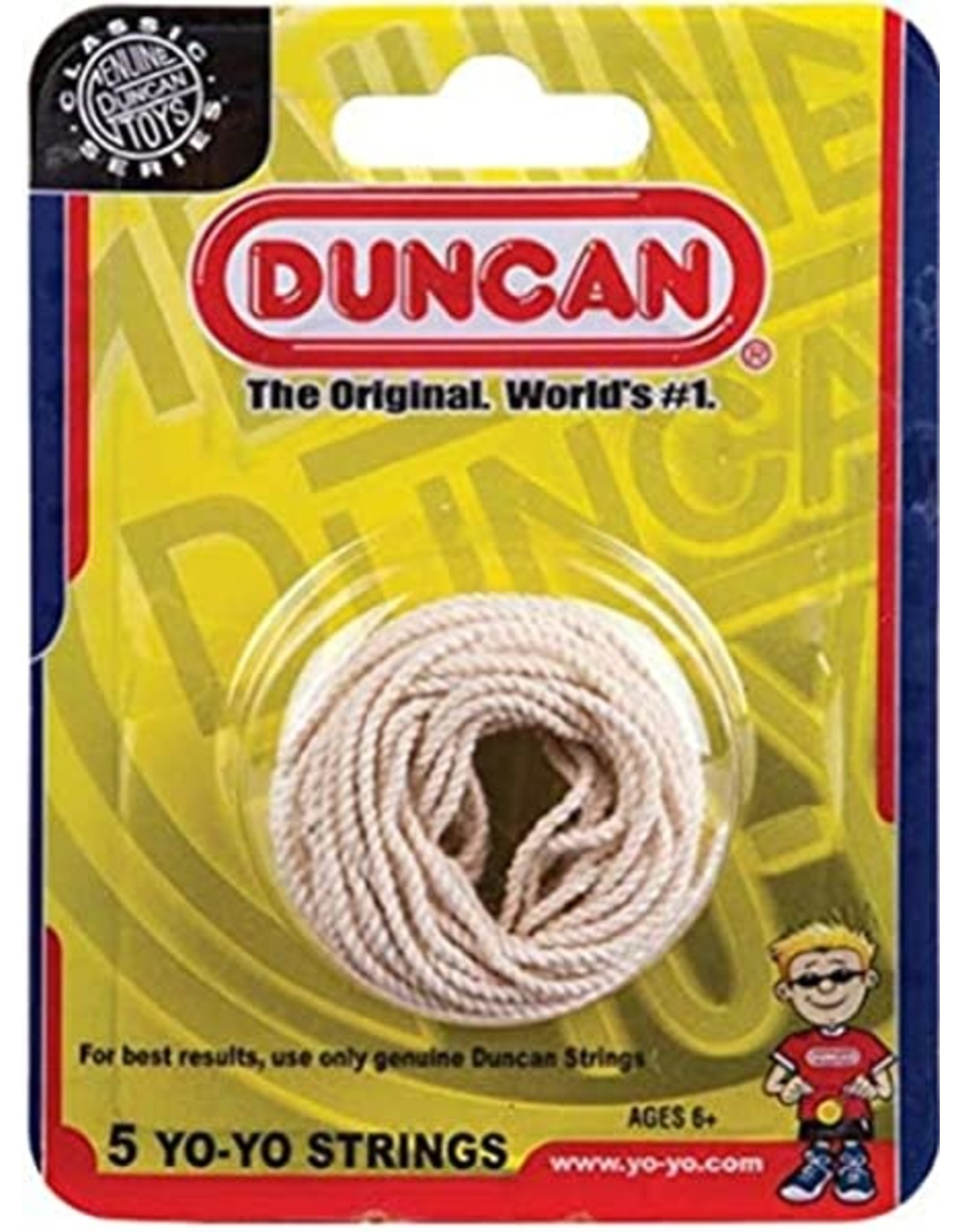 Duncan Replacement Strings