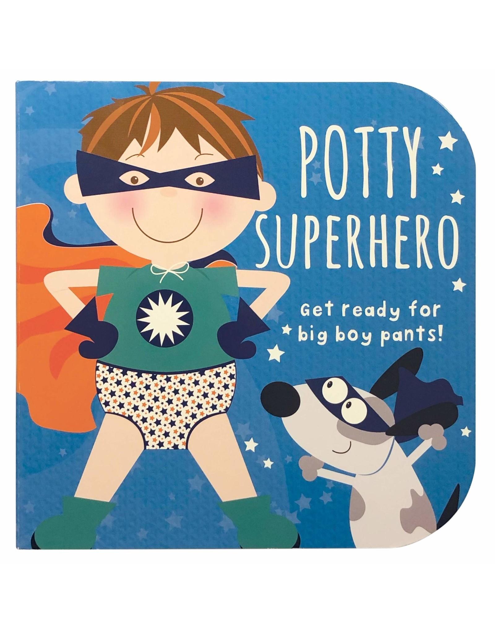 Potty Superhero (Boy)