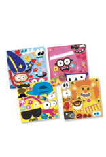 Funny Faces Sticker Creations