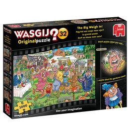 Jumbo Wasgij Original #32/ The Big Weigh In! 1000 pc