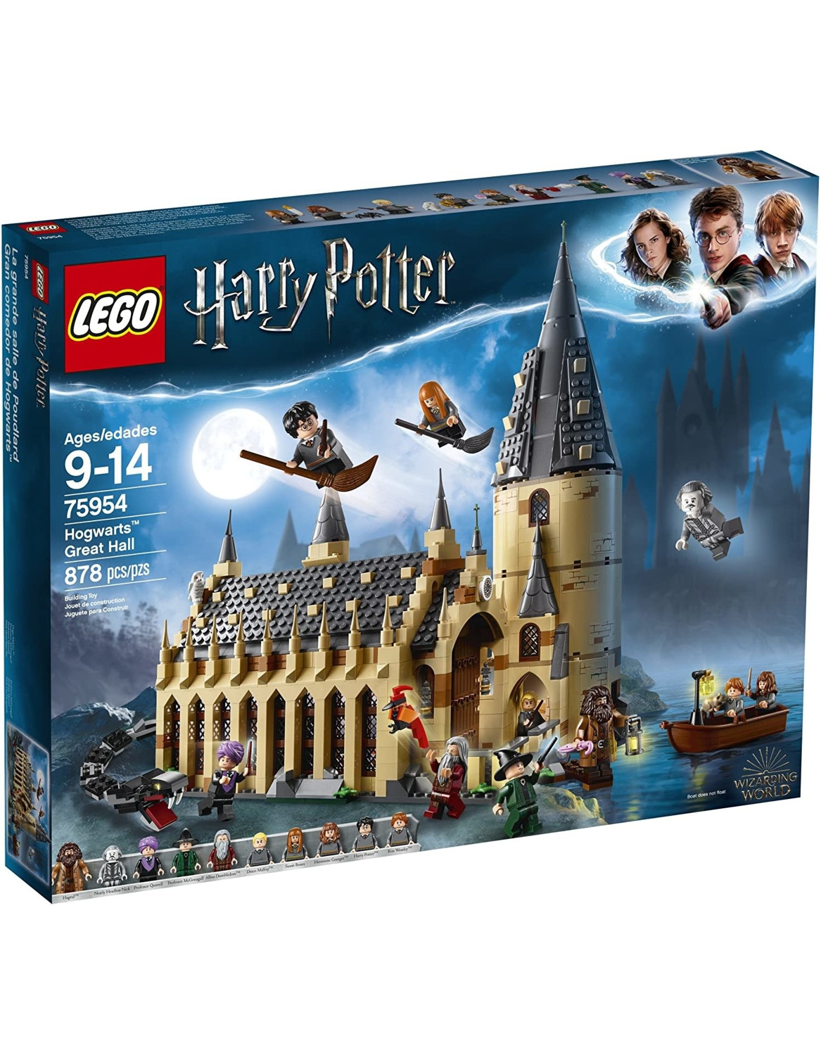 Lego Hogwarts Great Hall