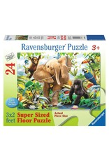 Ravensburger Jungle Juniors 24pc Floor Puzzle