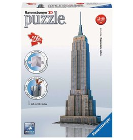 Ravensburger 3D Empire State Building 216 pc