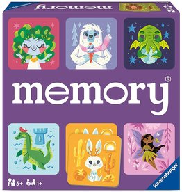 Ravensburger Cute Monsters Memory