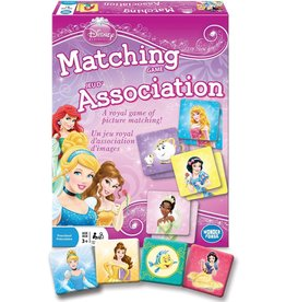 Disney Multi-Princess Matching Game