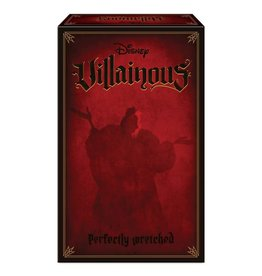 Ravensburger Disney Villainous: Perfectly Wretched