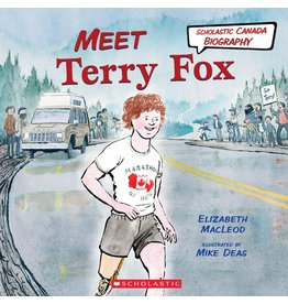 Scholastic Meet Terry Fox