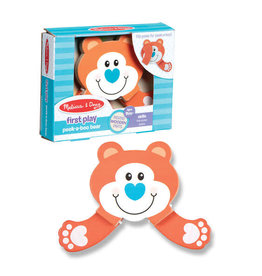 Melissa & Doug Melissa & Doug: First Play Peek-a-Boo Bear