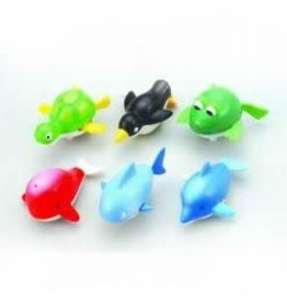 Wind Up Swimming Creatures