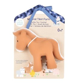 Horse Rattle Toy