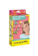 Creativity For Kids Pretty Pennant Necklaces
