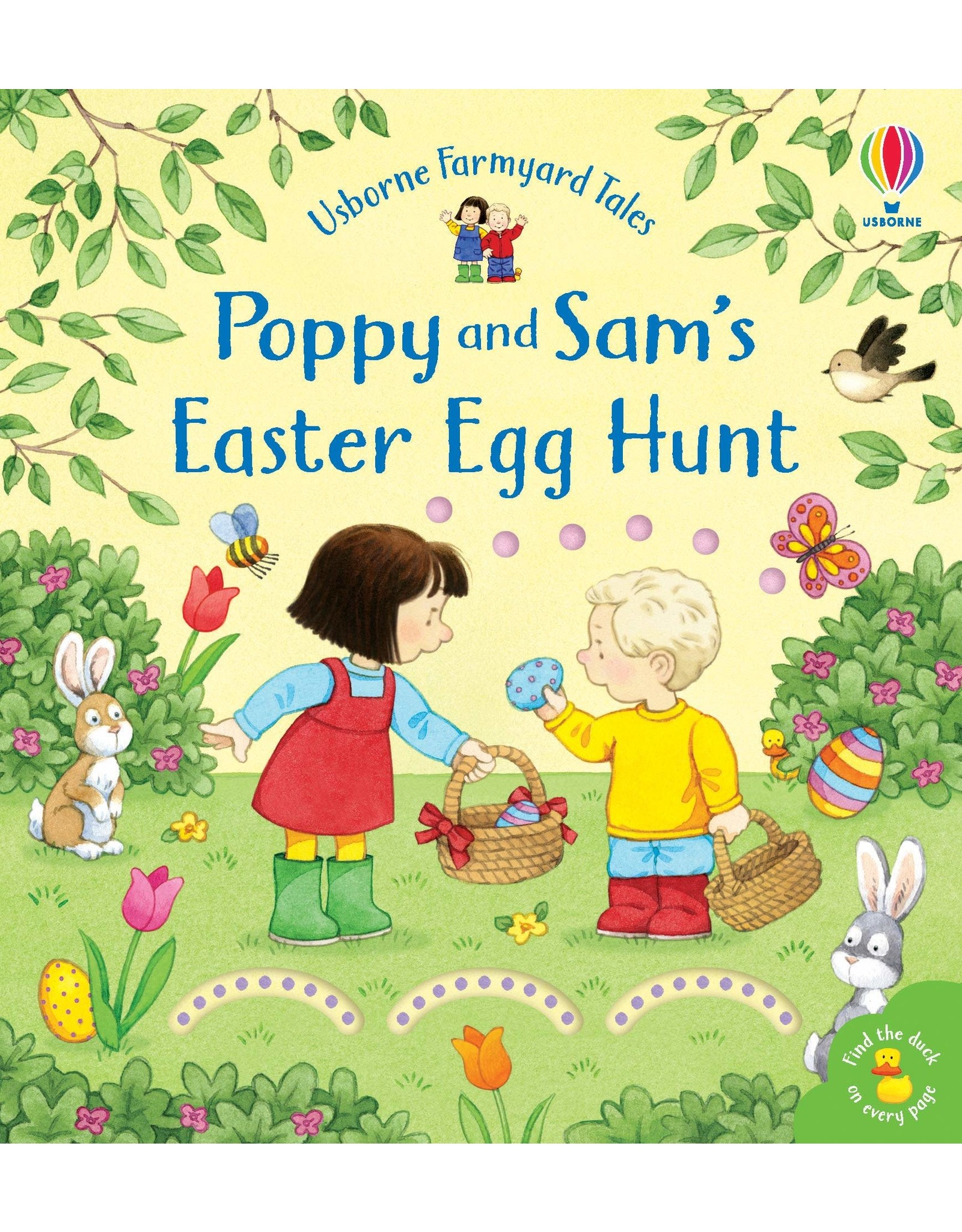 Farmyard Tales Poppy and Sam's Easter Egg Hunt