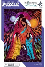 Indigenous Collection Family 1000pc