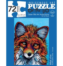 What a Fox 72pc