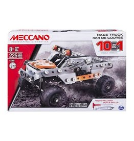 Meccano - 10 Multi Model Race Truck