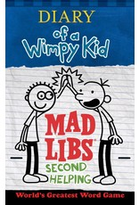 Mad Libs Mad Libs - Diary of a Wimpy Kid Second Helping