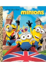 Little Golden Books Minions - Little Golden Book
