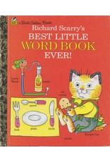 Little Golden Books Best Little Word Book Ever - LGB