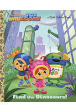 Little Golden Books Find The Dinosaurs! - LGB