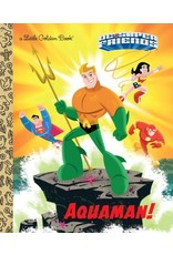 Little Golden Books Aquaman! - LGB