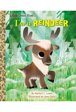 Little Golden Books I'm a Reindeer - LGB