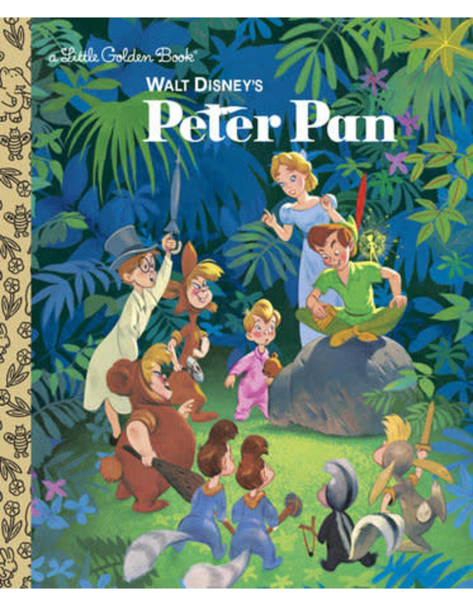 Little Golden Books Peter Pan! - LGB