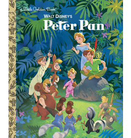 Little Golden Books Peter Pan! - LGB