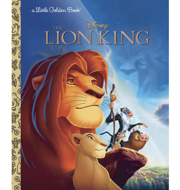 Little Golden Books The Lion King - LGB
