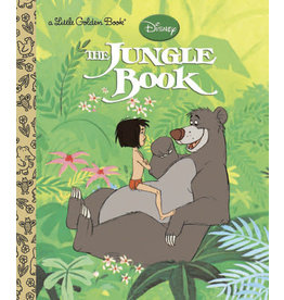 Little Golden Books The Jungle Book - LGB