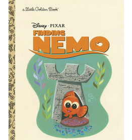 Little Golden Books Finding Nemo - LGB