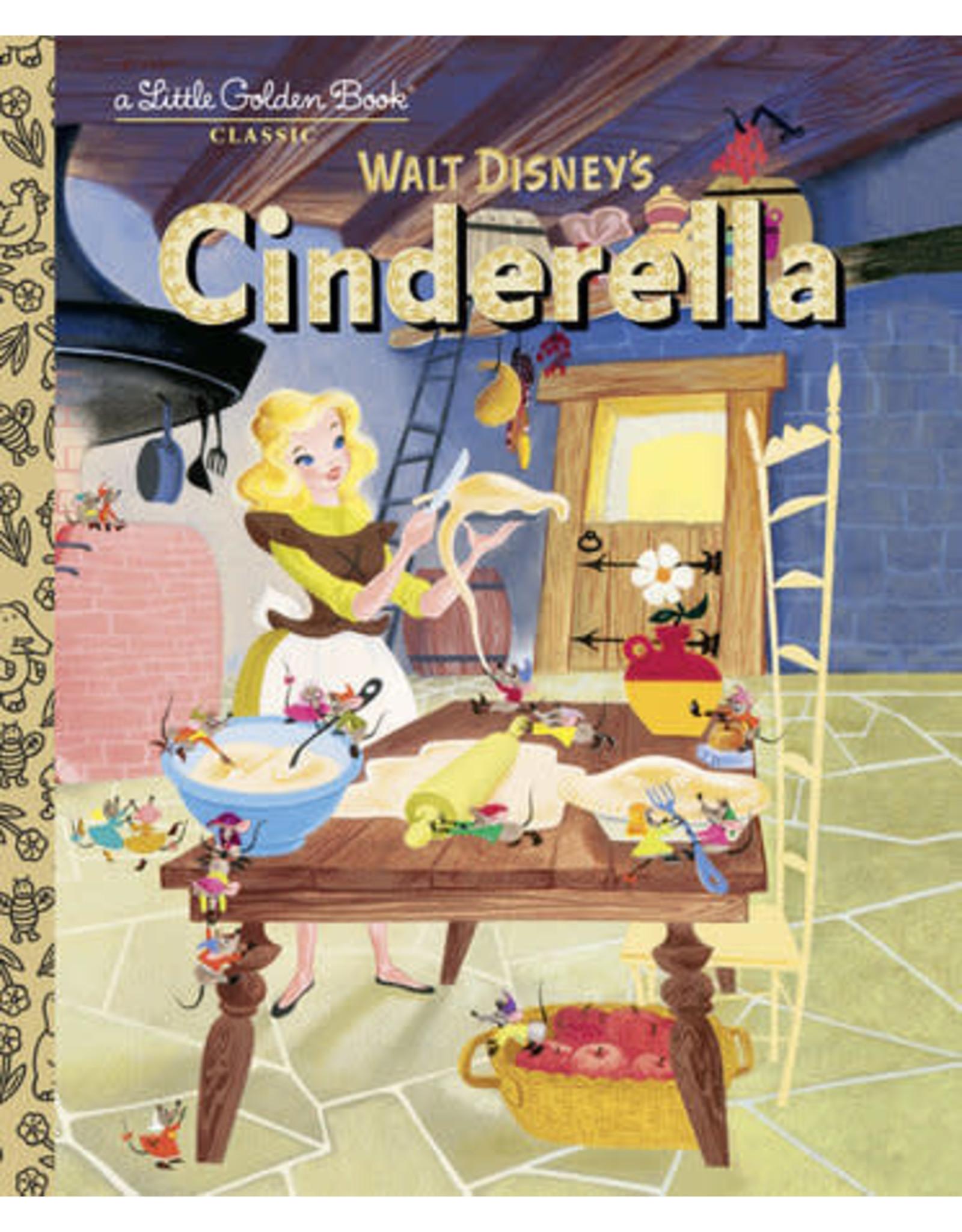 Little Golden Books Cinderella - LGB