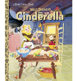 Little Golden Books Cinderella - LGB