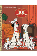 Little Golden Books 101 Dalmatians - LGB