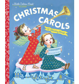 Little Golden Books Christmas Carols - LGB