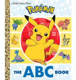 Little Golden Books The ABC Book (Pokemon) - LGB