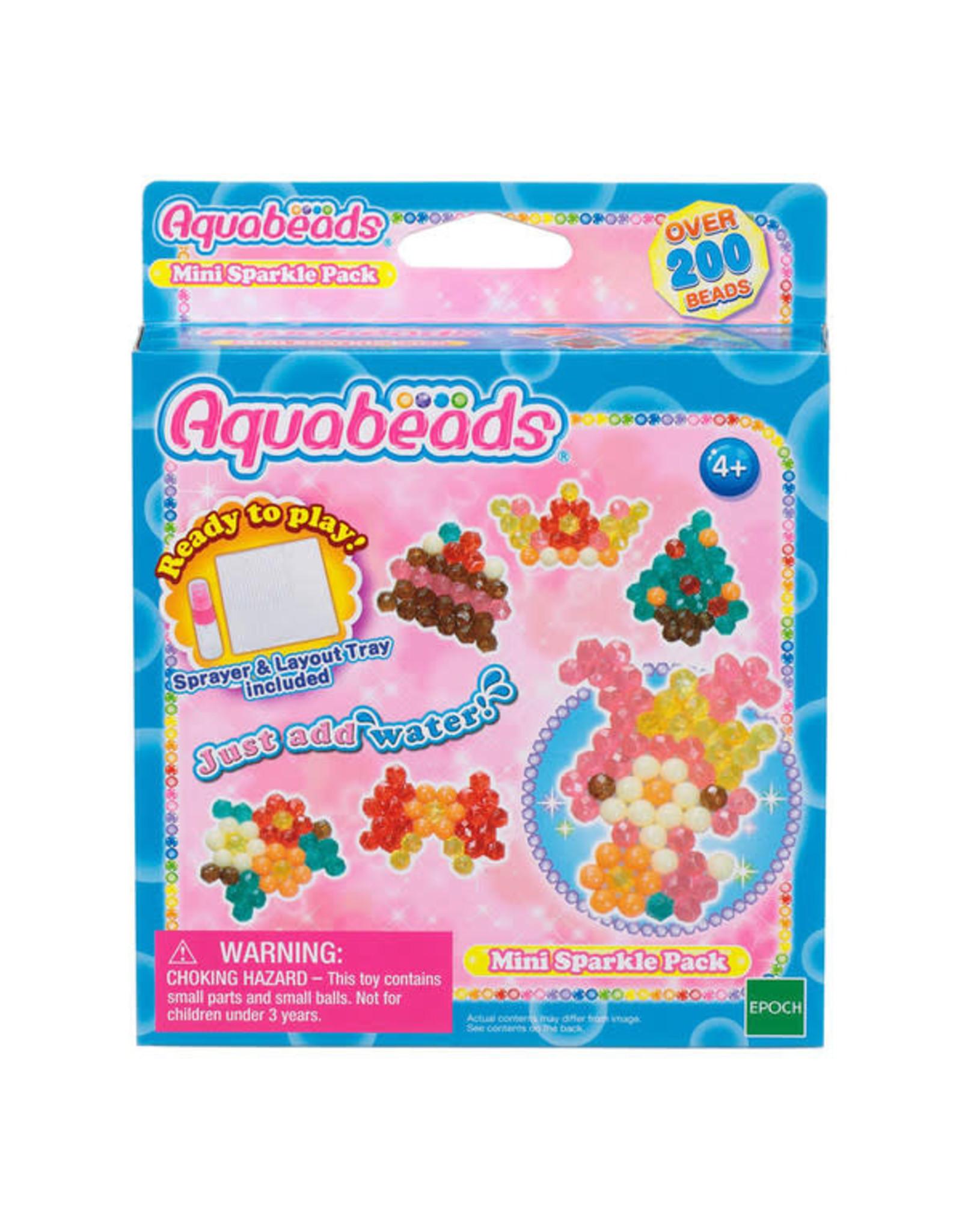 Mini Sparkle Pack Aquabeads