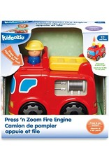 Press N Zoom Fire Engine Kidoozie